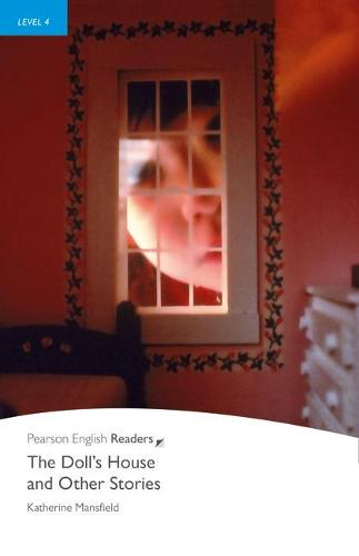 Level 4: The Doll's House and Other Stories Book and MP3 Pack - Pearson  English Graded Readers