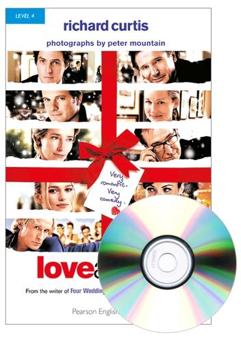 Level 4: Love Actually Book and MP3 Pack - Pearson English Graded Readers