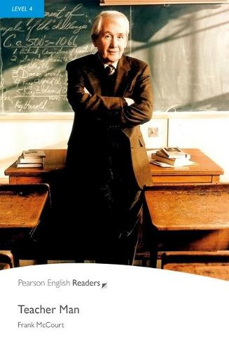 Level 4: Teacher Man Book and MP3 Pack - Pearson English Graded Readers