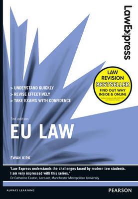 Law Express: EU Law (revision Guide) - Law Express (Paperback)