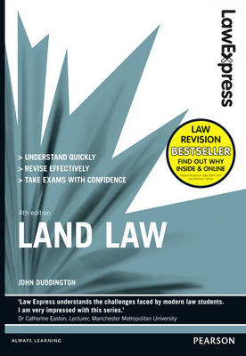Law Express: Land Law (Revision Guide) - Law Express (Paperback)