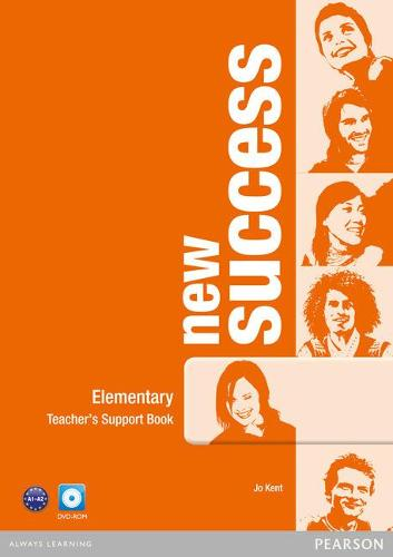 New Success Elementary Teacher's Book & DVD-ROM Pack - Success