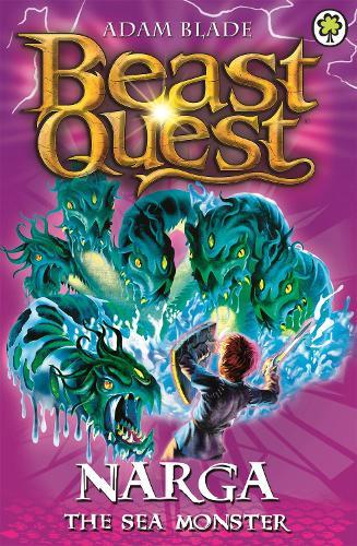 Beast Quest: Narga the Sea Monster: Series 3 Book 3 - Beast Quest (Paperback)