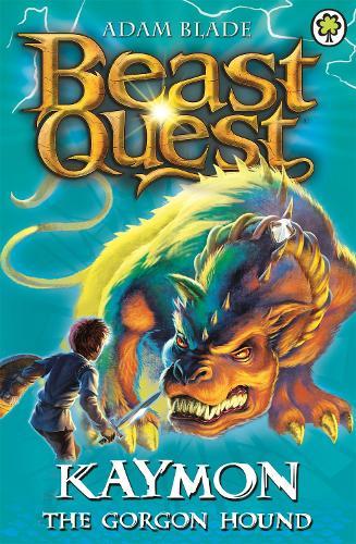 Beast Quest: Kaymon the Gorgon Hound: Series 3 Book 4 - Beast Quest (Paperback)