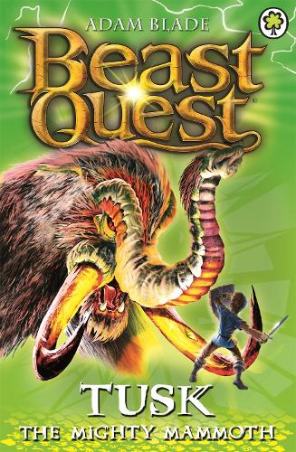 Tusk the Mighty Mammoth: Series 3 Book 5 - Beast Quest (Paperback)