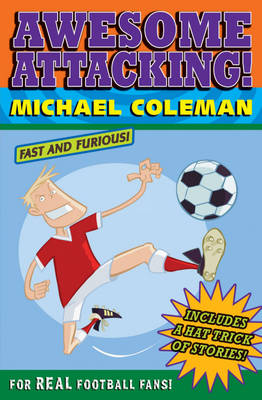 Awesome Attacking - Angels FC  Supercrunchies (Paperback)