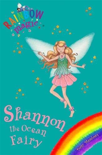 Rainbow Magic Early Reader: Shannon the Ocean Fairy - Rainbow Magic Early Reader (Paperback)