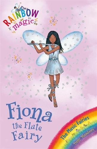 Rainbow Magic: Fiona the Flute Fairy: The Music Fairies Book 3 - Rainbow Magic (Paperback)
