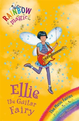 Rainbow Magic: Ellie the Guitar Fairy: The Music Fairies Book 2 - Rainbow Magic (Paperback)