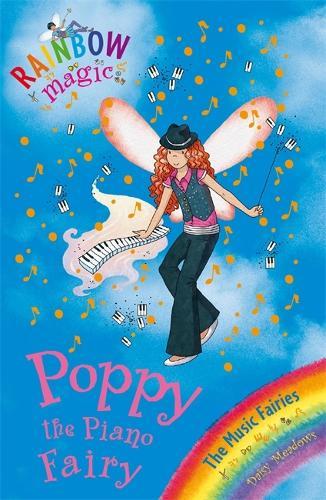Rainbow Magic: Poppy the Piano Fairy: The Music Fairies Book 1 - Rainbow Magic (Paperback)