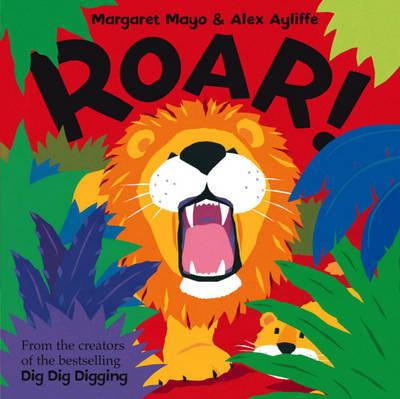 Roar! - On the Go (Board book)