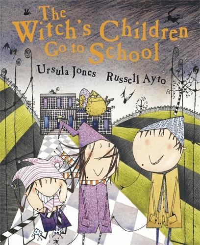 The Witch's Children: The Witch's Children Go to School - The Witch's Children (Paperback)