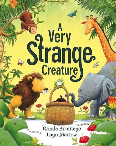 A Very Strange Creature (Paperback)