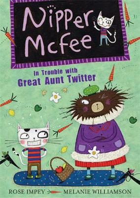 In Trouble with Great Aunt Twitter: Book 1 (Paperback)
