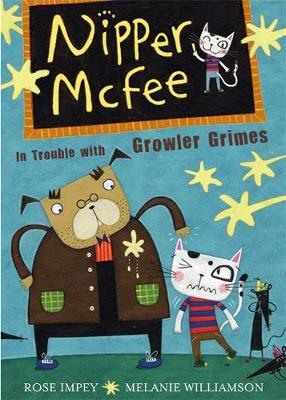 In Trouble with Growler Grimes: Book 2 (Paperback)