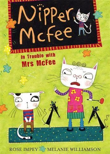 Nipper McFee: In Trouble with Mrs McFee: Book 5 - Nipper McFee (Paperback)