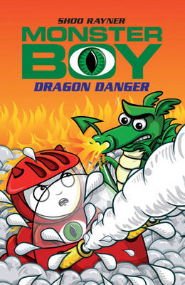 Dragon Danger - Monster Boy (Paperback)