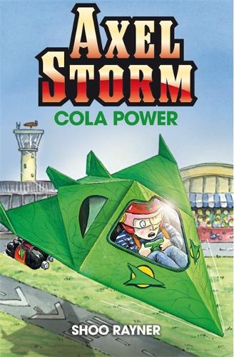 Axel Storm: Cola Power - Axel Storm (Paperback)