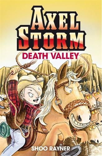 Axel Storm: Death Valley - Axel Storm (Paperback)
