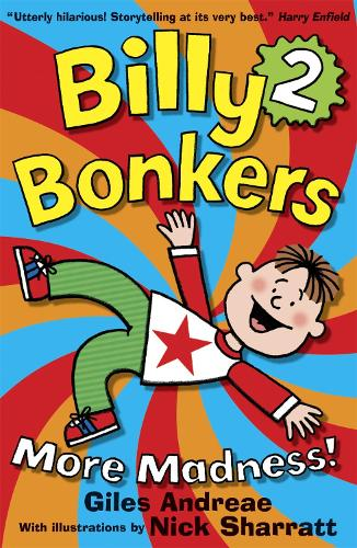 More Madness! - Billy Bonkers (Paperback)