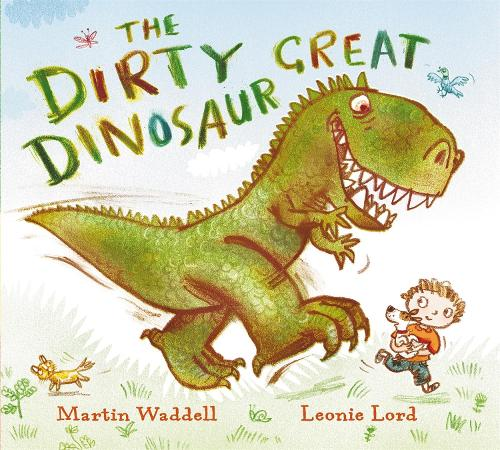 The Dirty Great Dinosaur (Paperback)