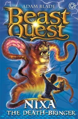 Beast Quest: Nixa the Death-Bringer: Series 4 Book 1 - Beast Quest (Paperback)
