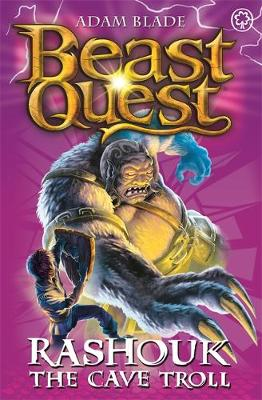 Beast Quest: Rashouk the Cave Troll: Series 4 Book 3 - Beast Quest (Paperback)