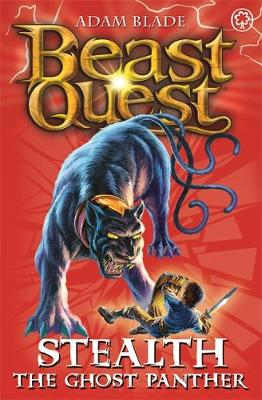 Beast Quest: Stealth the Ghost Panther: Series 4 Book 6 - Beast Quest (Paperback)