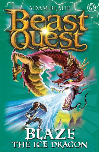 Beast Quest: Blaze the Ice Dragon: Series 4 Book 5 - Beast Quest (Paperback)