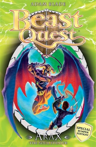 Beast Quest: Arax the Soul Stealer: Special - Beast Quest (Paperback)