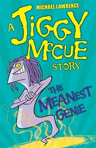 Jiggy McCue: The Meanest Genie - Jiggy McCue (Paperback)