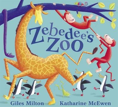 Zebedee's Zoo (Paperback)