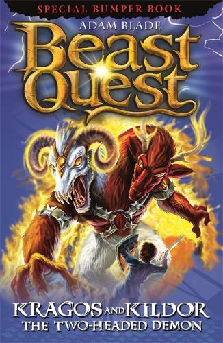 Beast Quest: Kragos and Kildor the Two-Headed Demon: Special 4 - Beast Quest (Paperback)