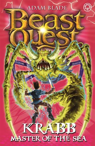 Beast Quest: Krabb Master of the Sea: Series 5 Book 1 - Beast Quest (Paperback)