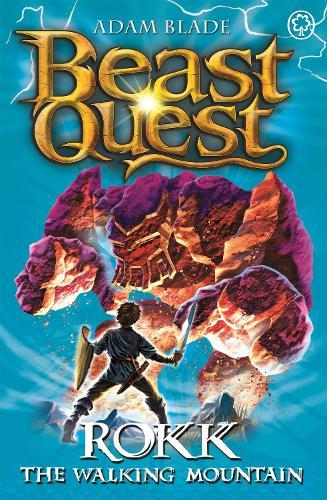 Rokk The Walking Mountain: Series 5 Book 3 - Beast Quest (Paperback)