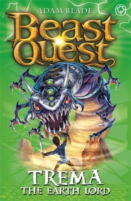 Beast Quest: Trema the Earth Lord: Series 5 Book 5 - Beast Quest (Paperback)