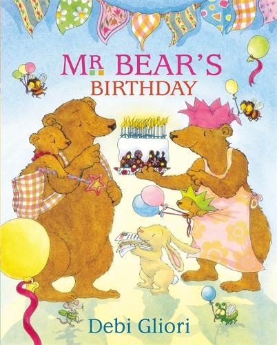Mr Bear: Mr Bear's Birthday - Mr Bear (Paperback)