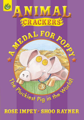 A Medal for Poppy - Colour Crackers 28 (Paperback)