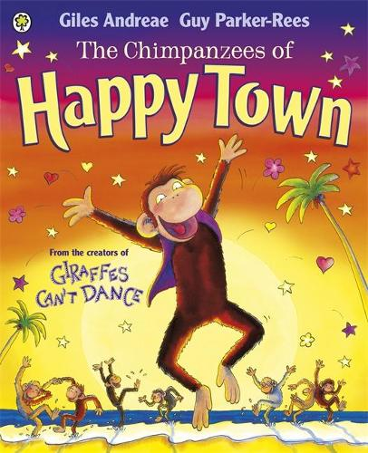 The Chimpanzees of Happy Town (Paperback)