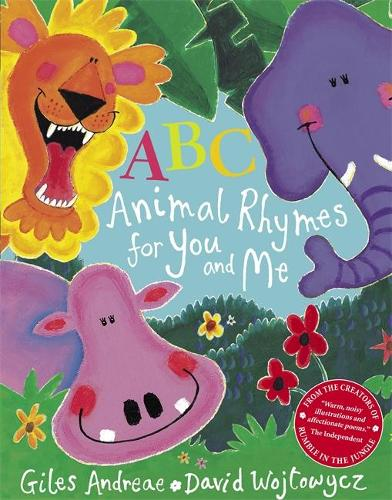 ABC Animal Rhymes for You and Me (Paperback)