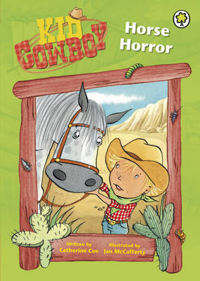 Horse Horror - Kid Cowboy v. 4 (Hardback)