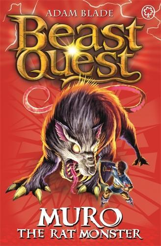 Beast Quest: Muro the Rat Monster: Series 6 Book 2 - Beast Quest (Paperback)