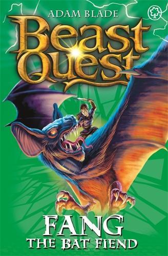 Beast Quest: Fang the Bat Fiend: Series 6 Book 3 - Beast Quest (Paperback)