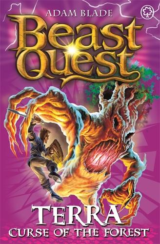 Beast Quest: Terra, Curse of the Forest: Series 6 Book 5 - Beast Quest (Paperback)