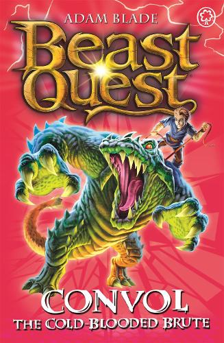 Beast Quest: Convol the Cold-blooded Brute: Series 7 Book 1 - Beast Quest (Paperback)