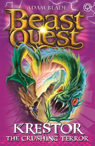 Beast Quest: Krestor the Crushing Terror: Series 7 Book 3 - Beast Quest (Paperback)