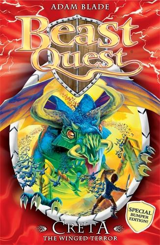 Beast Quest Early Reader: Creta the Winged Terror - Beast Quest Early Reader (Paperback)