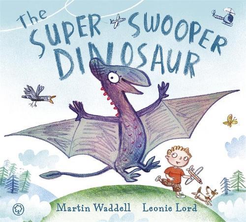 The Super Swooper Dinosaur (Paperback)