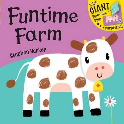 Flip-Flaps: Funtime Farm (Paperback)