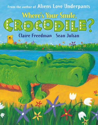 Where's Your Smile, Crocodile? (Paperback)